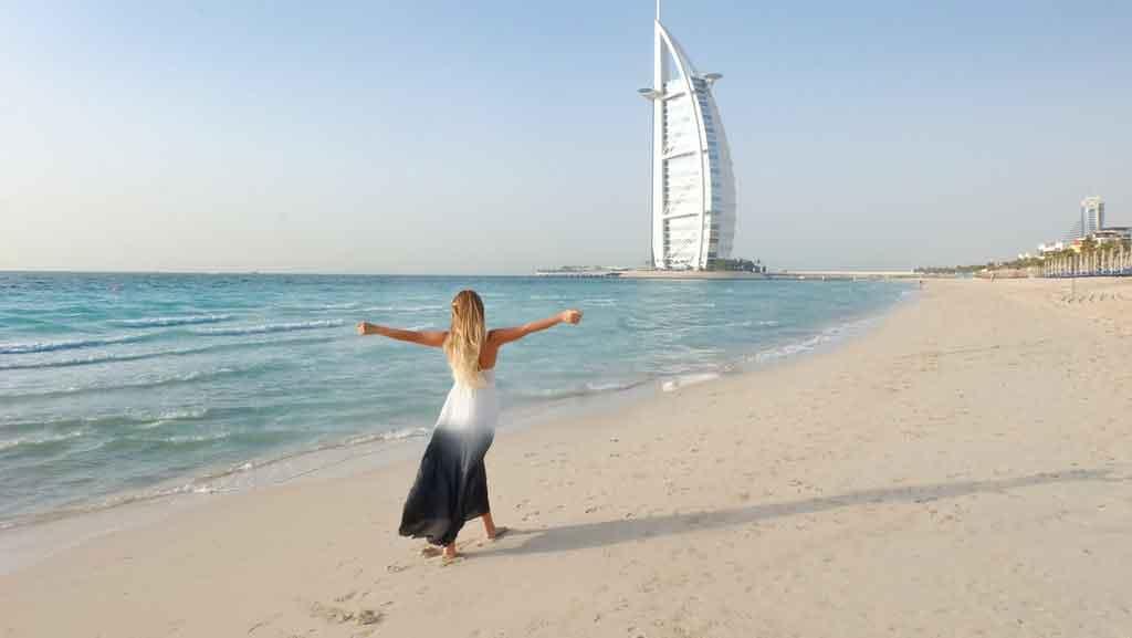 Passeio em Dubai The Walk