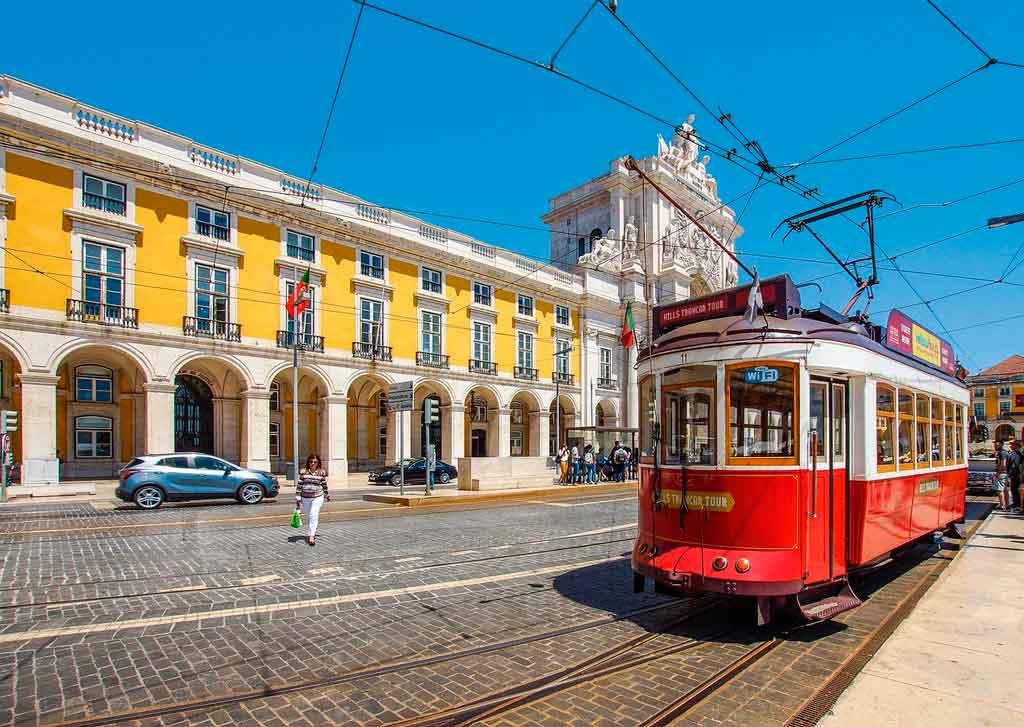 sul de portugal como se locomover