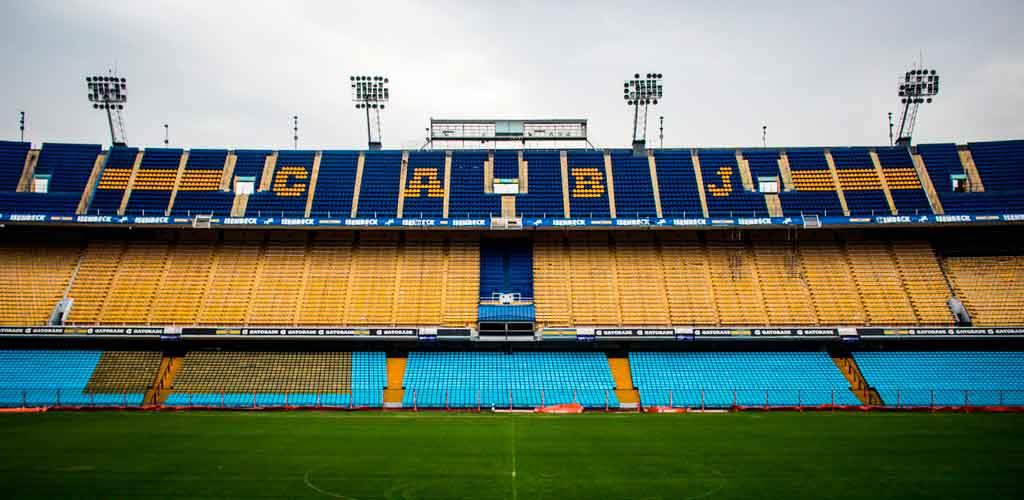 Turismo em Buenos Aires Estádio La Bombinera