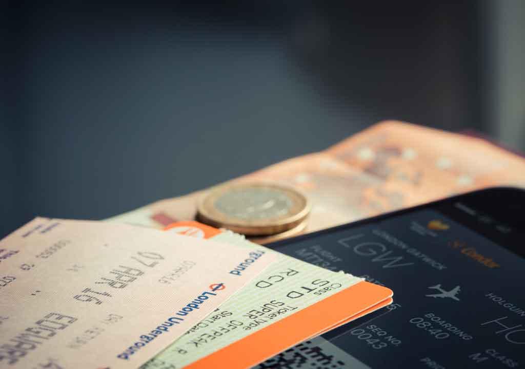 Viagens corporativas controle e custos