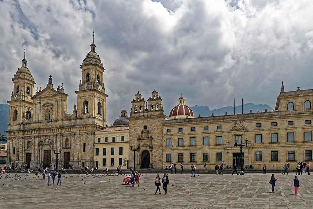 Viajar para a colombia Bogotá