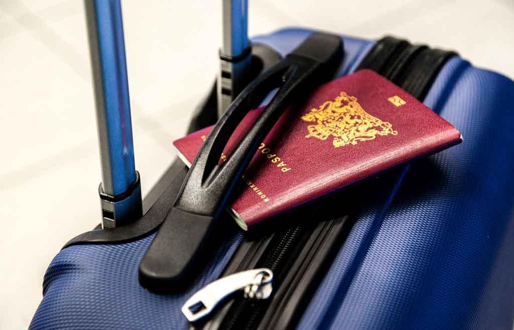 Viajar para Colombia preciso de passaporte