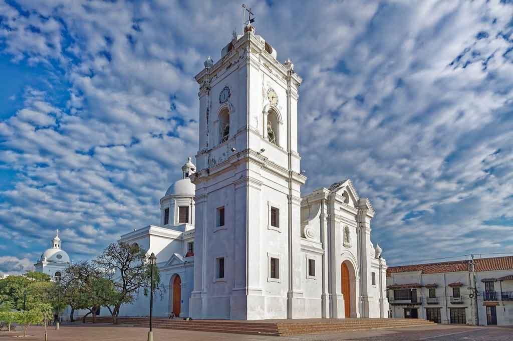 Viajar para Colombia Santa Marta