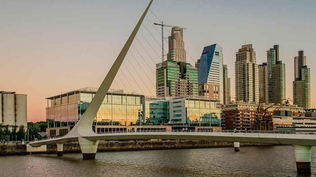 Cidades da Argentina como ir