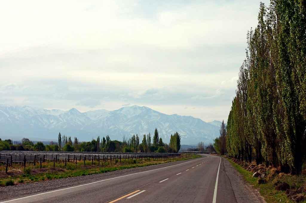 Cidades da Argentina Mendoza