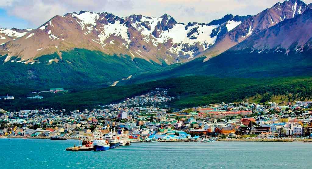 Cidades da Argentina Ushuaia
