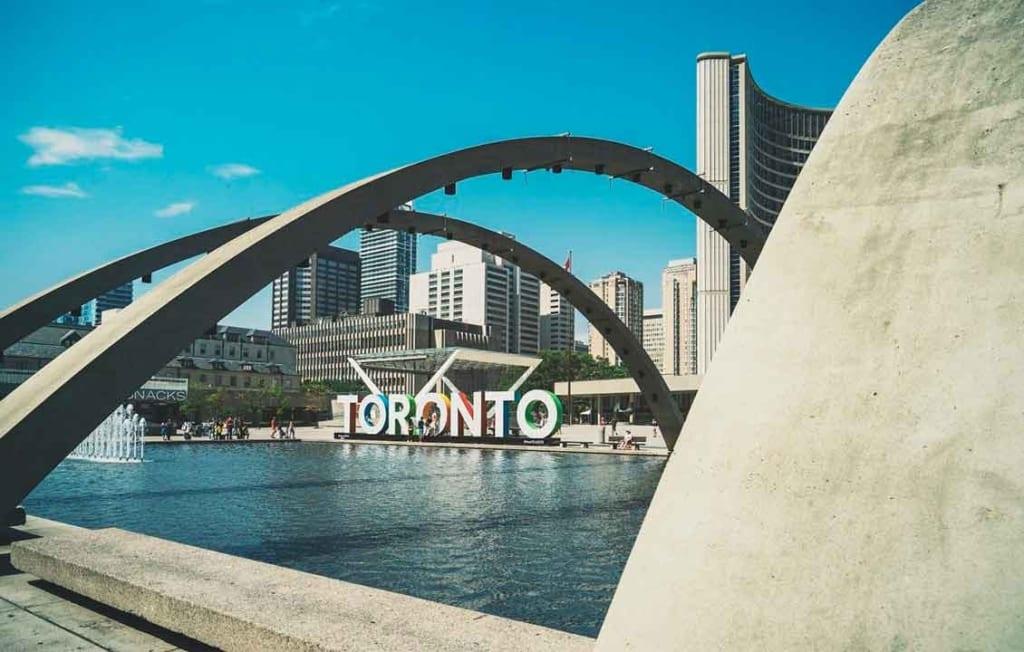 Cidades para fazer negócios Toronto