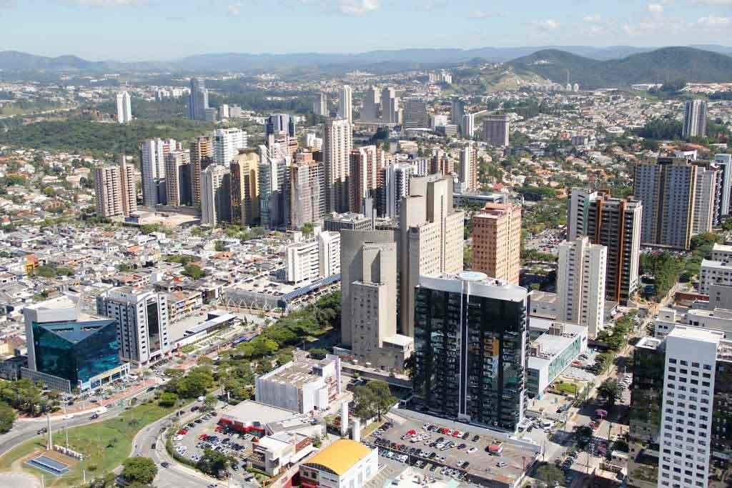 Cidades para fazer negócios Barueri
