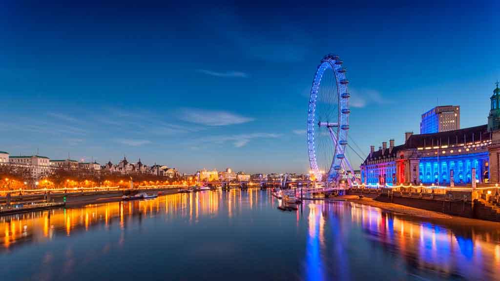 Cidade para fazer negócios Londres