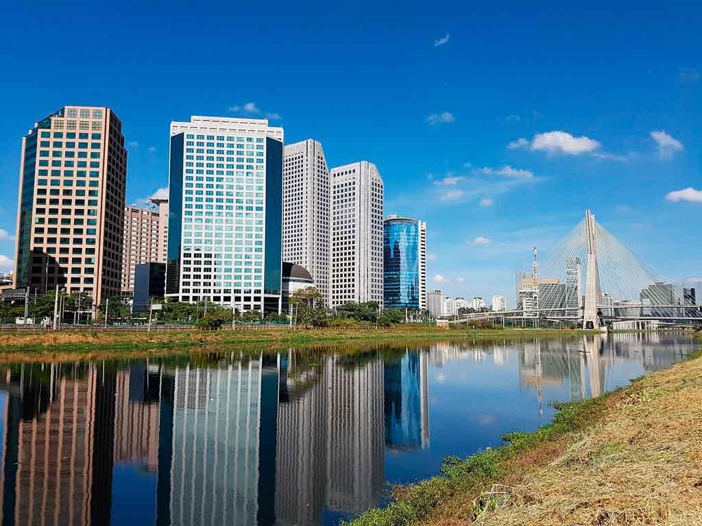 Cidades para fazer negócio São Paulo