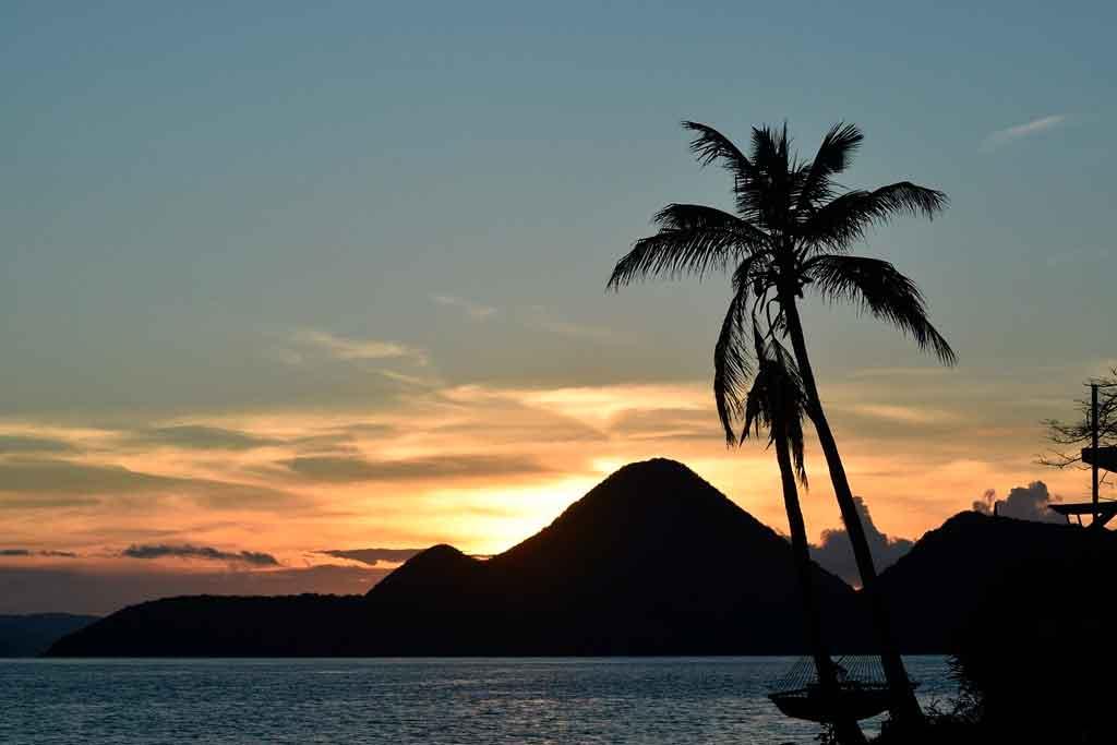 Ilhas do Caribe Ilhas Virgens Britânicas e Americanas