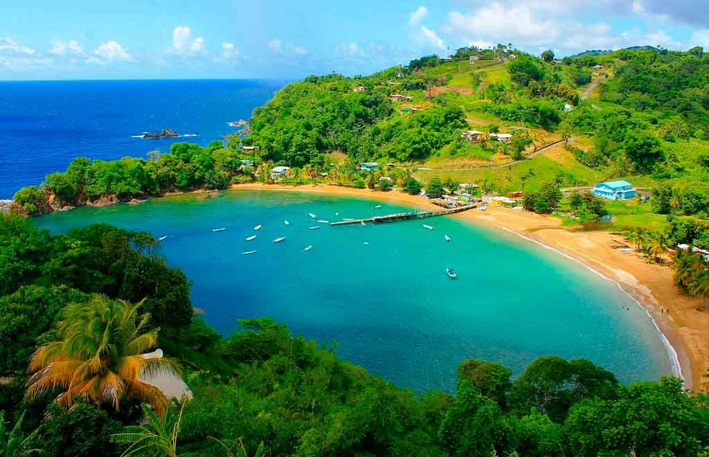 Ilhas do Caribe Trindade e Tobago