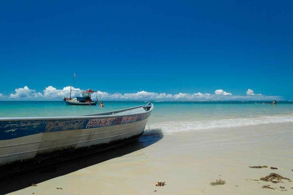 O que fazer em trancoso praia dos coqueiros