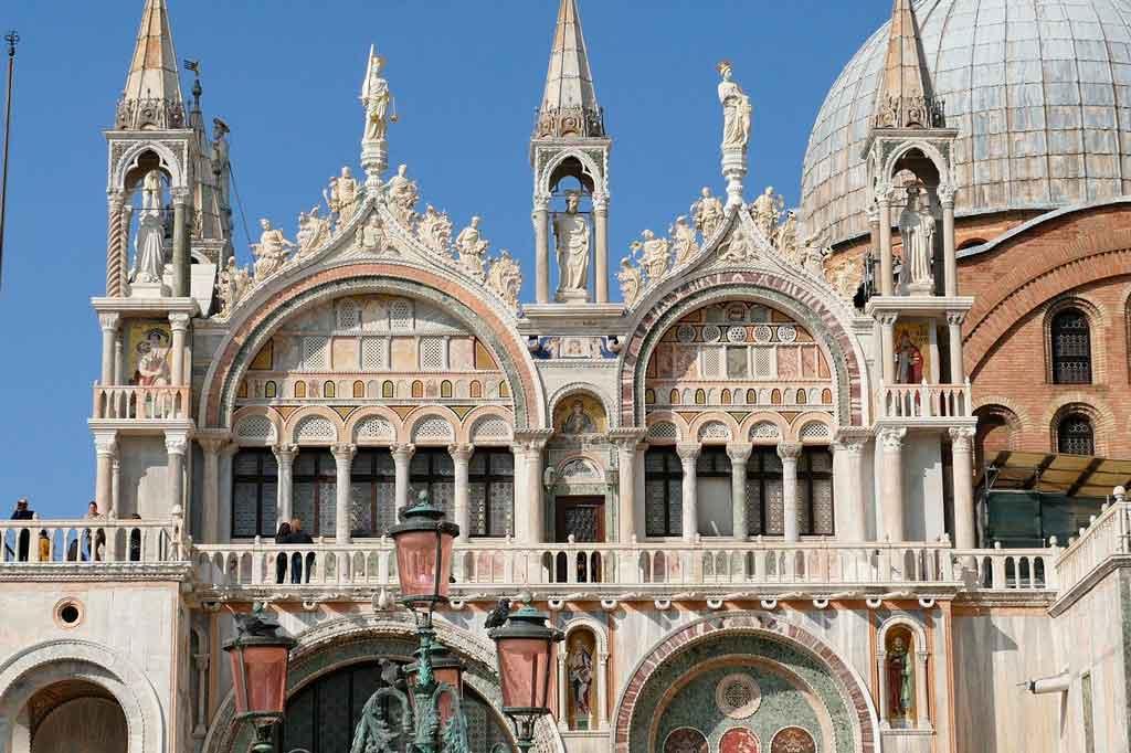 O que fazer em Veneza Basilica di San Marcos