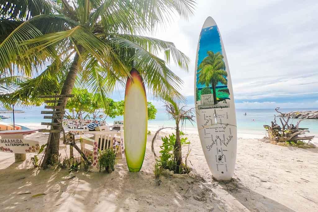 Onde ficam as ilhas maldivas ilha maafushi