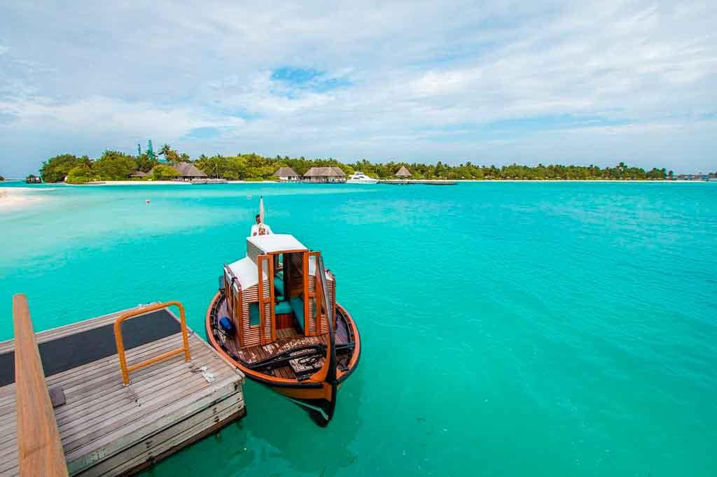 Onde ficam as ilhas maldivas como ir