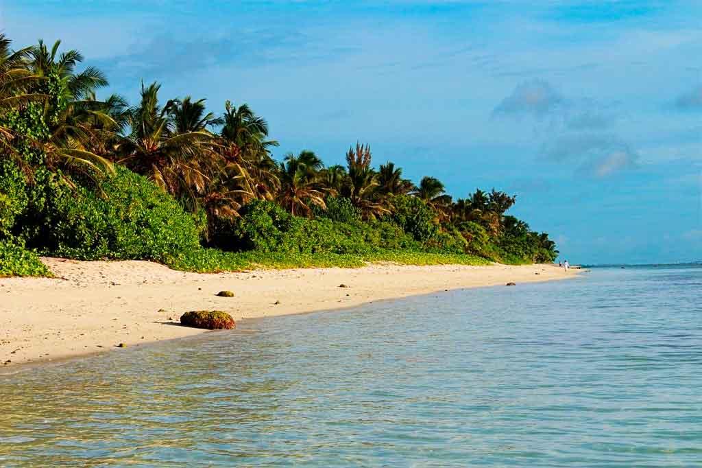 Onde ficam as ilhas maldivas hulhumale