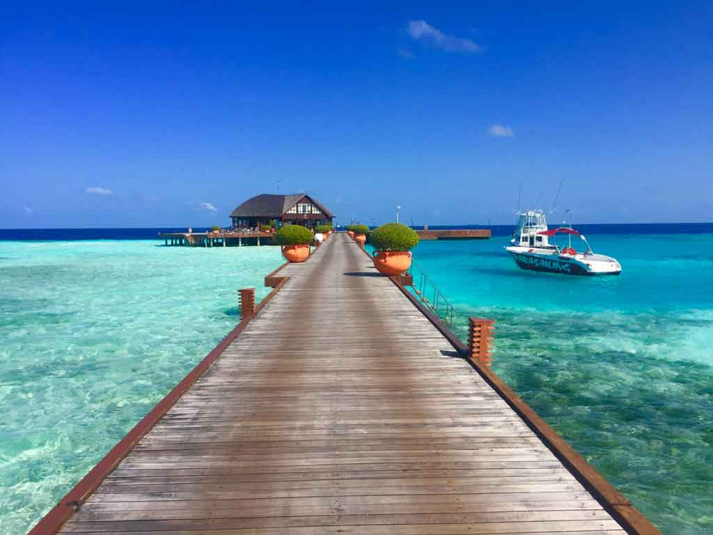 Onde ficam as ilhas maldivas olhuveli