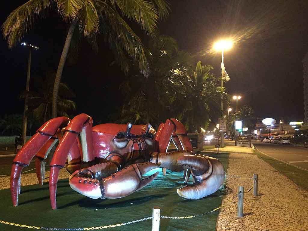 Passeios em Aracaju Passarela do carangueijo