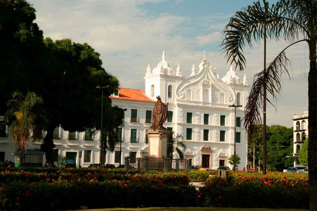 Pontos turísticos de Belém Museu de arte sacra