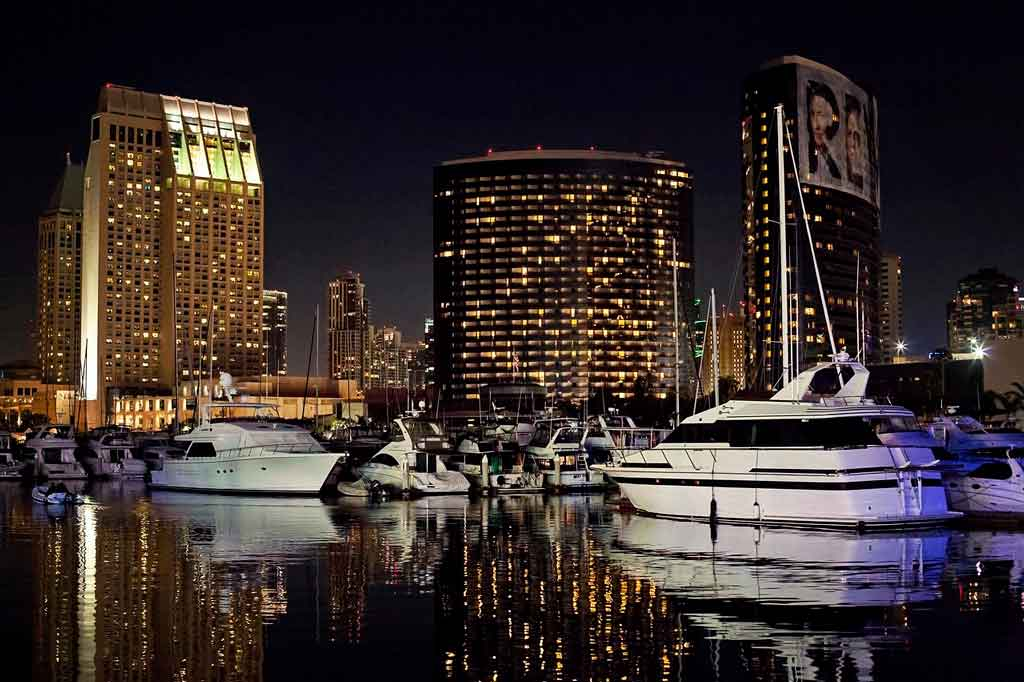 Roteiro California San Diego