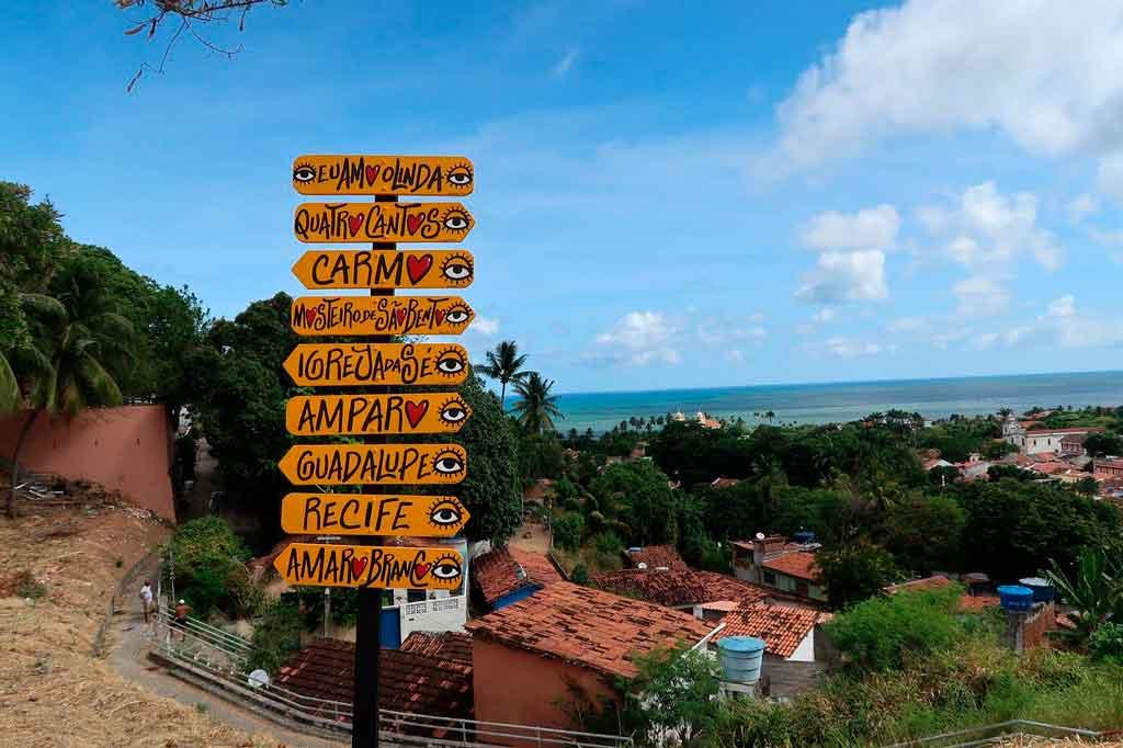 Viagem de incentivo nordeste e sul do Brasil