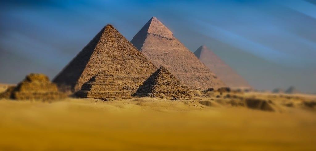 7 maravilhas do mundo pirâmides de Gizé