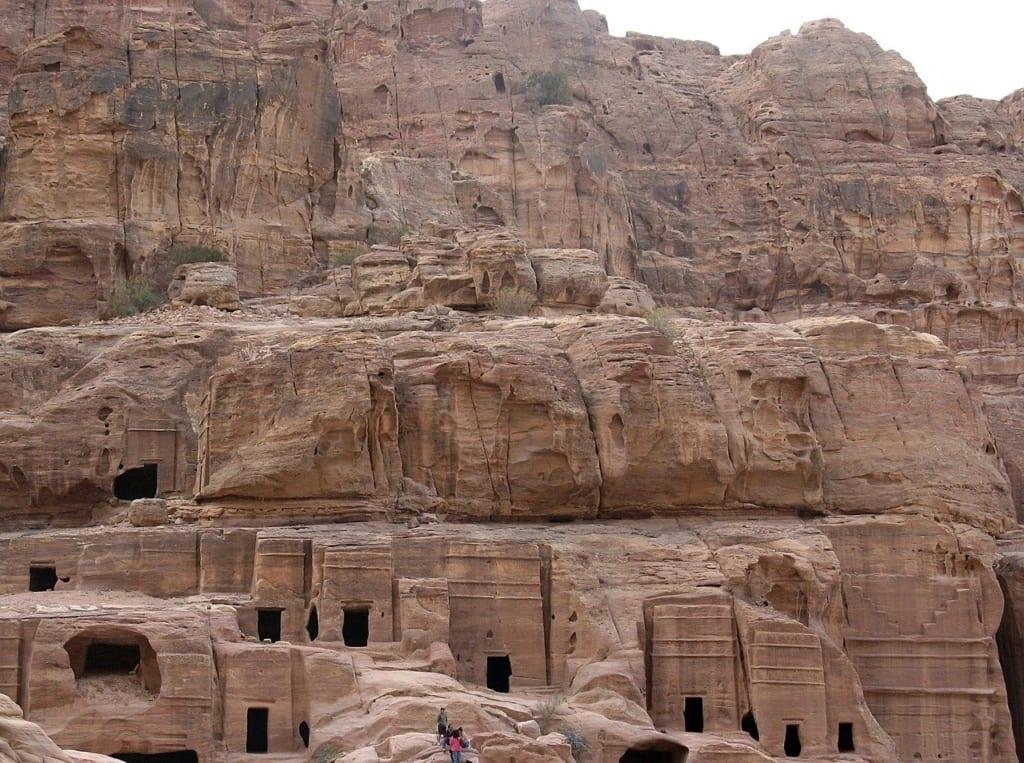 7 maravilhas do mundo ruínas de Petra