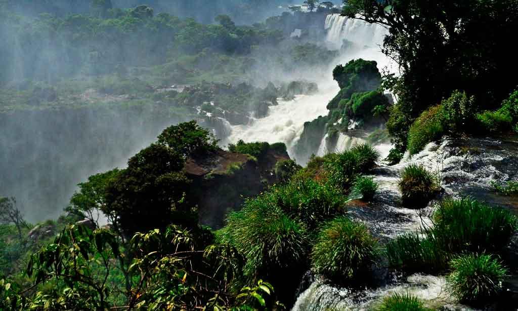 Cataratas do Iguaçu leve repelente