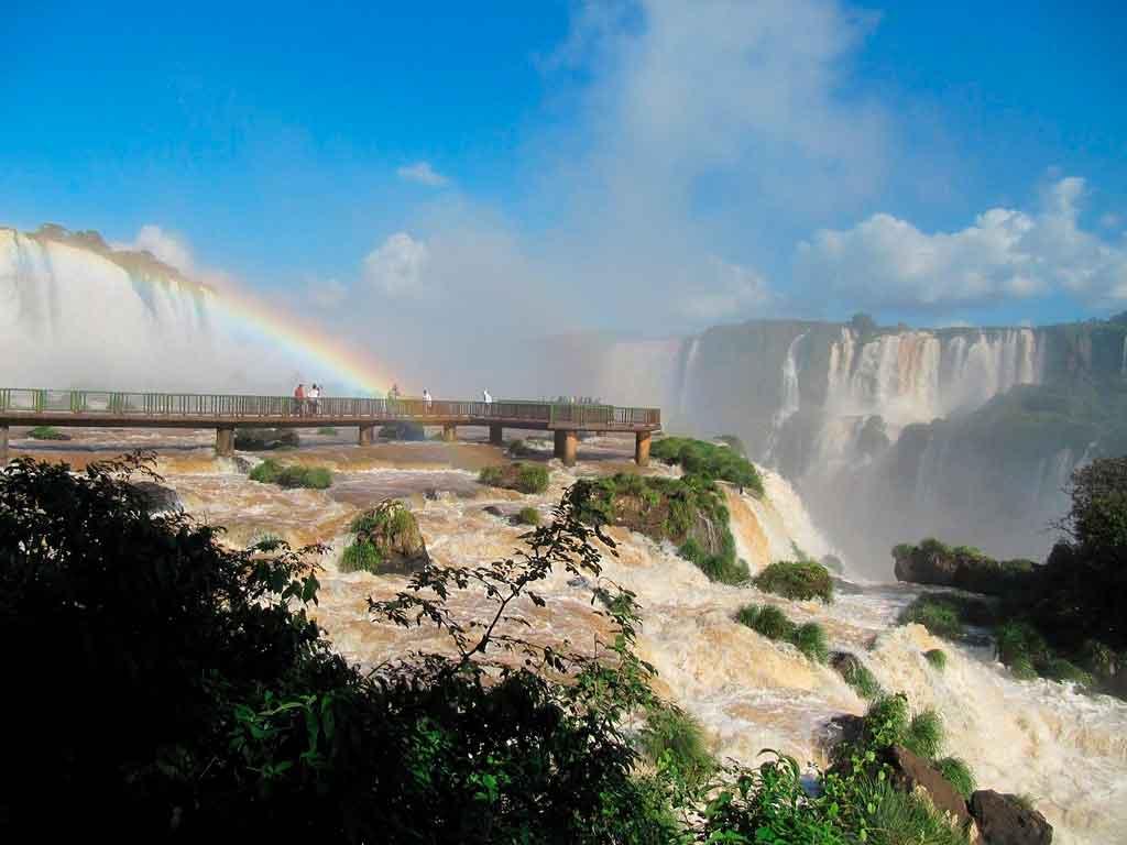 Caratas do Iguaçu o que fazer