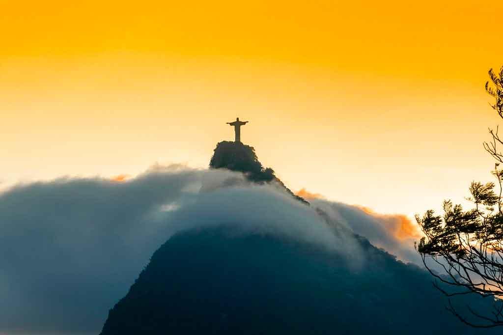 Inverno no Brasil Rio de Janeiro