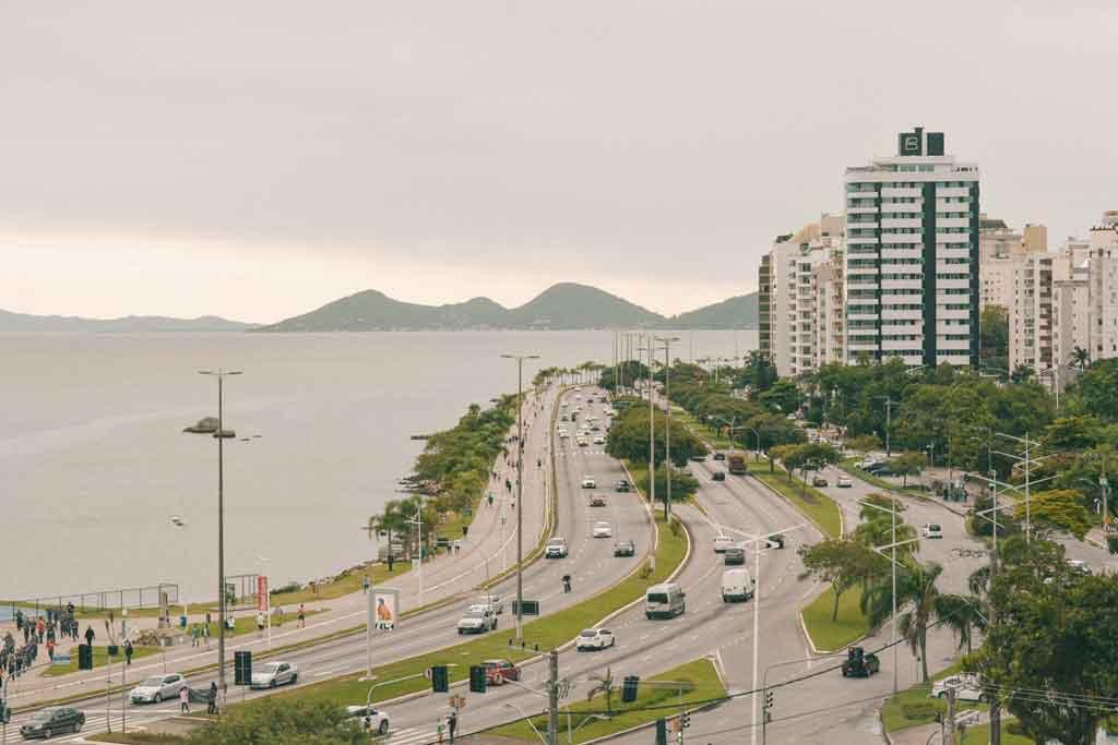 Inverno no Brasil Santa Catarina