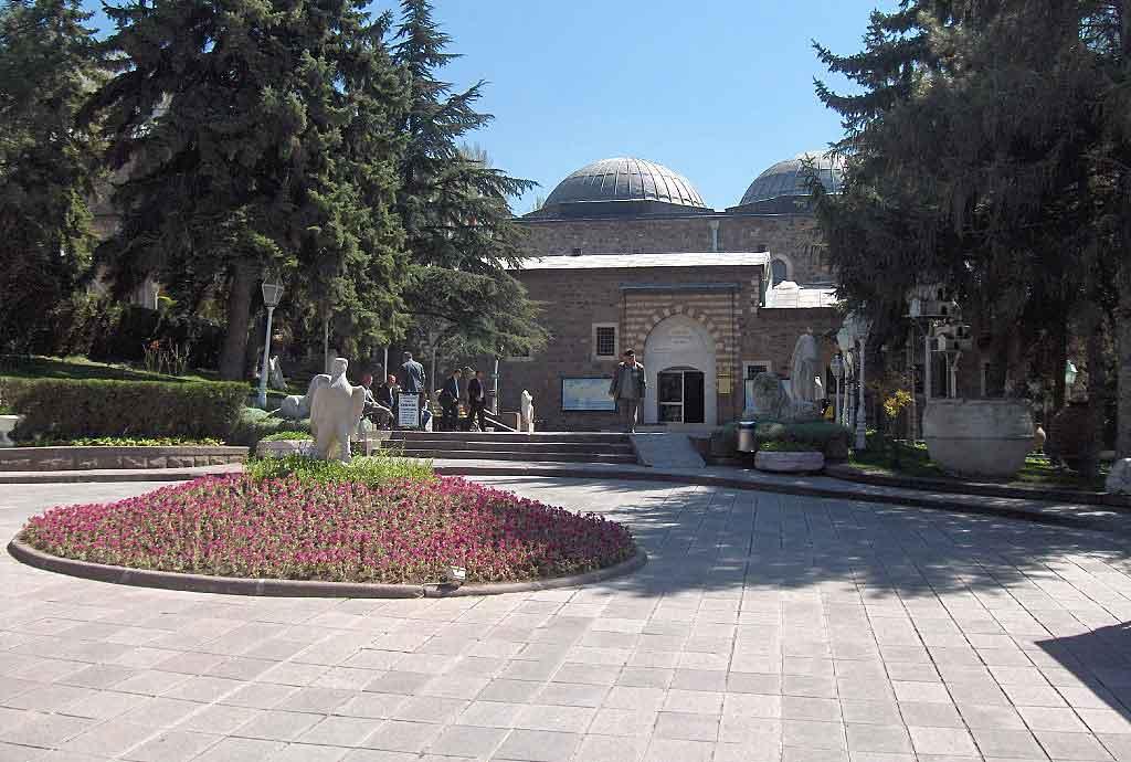 Pontos turísticos da Turquia museu das civilizações