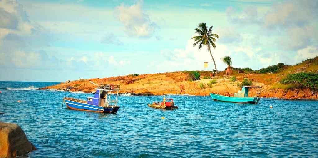 Praias de Pernambuco praia de calhetas