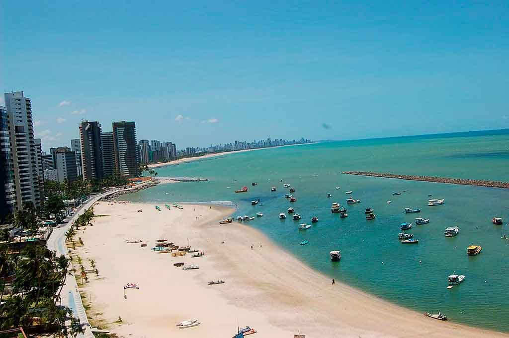 Praias de Pernambuco Praia de Candeias