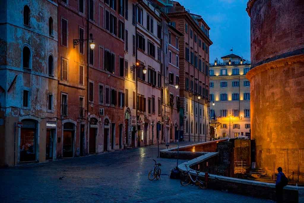 Tudo sobre a itália roma