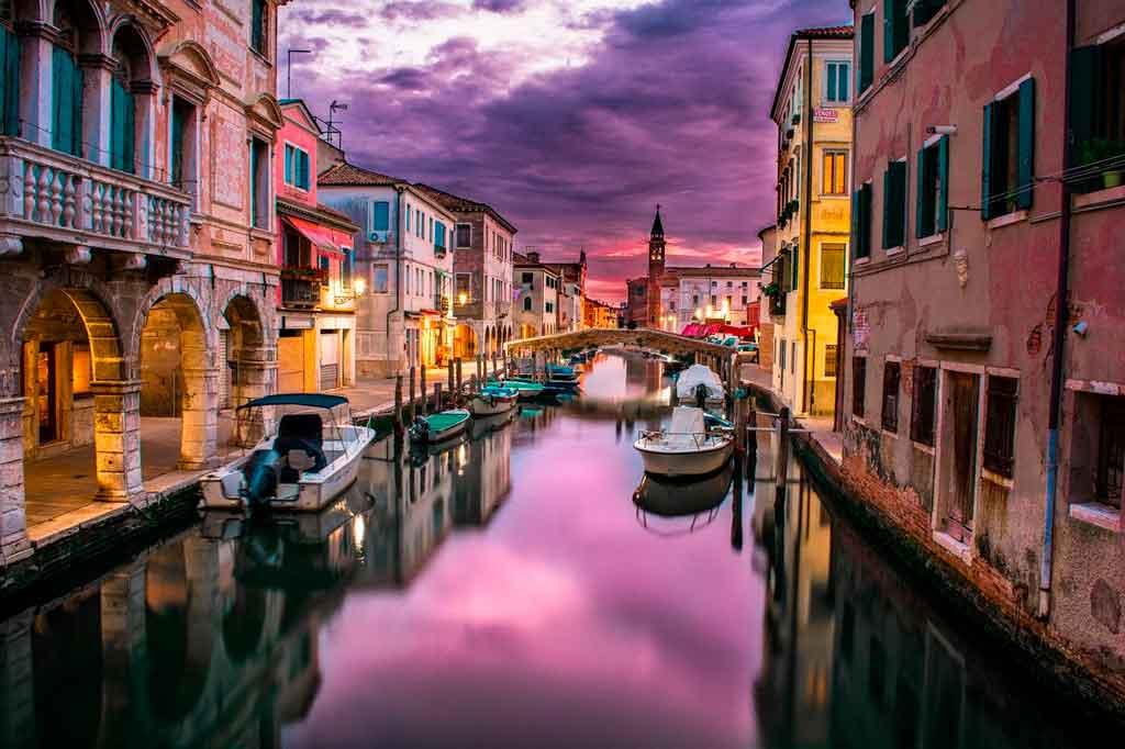Tudo sobre a Itália Veneza