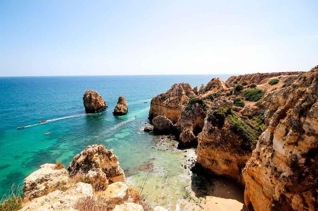 Turismo em Portugal Sul de Portugal
