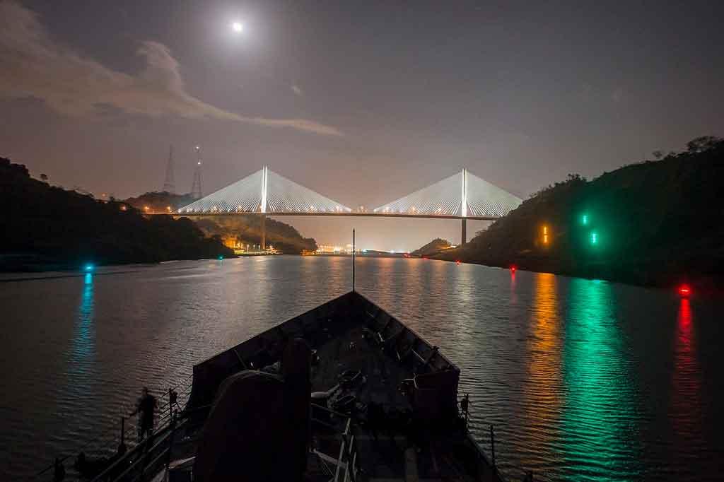 Turismo no Panamá canal do Panamá
