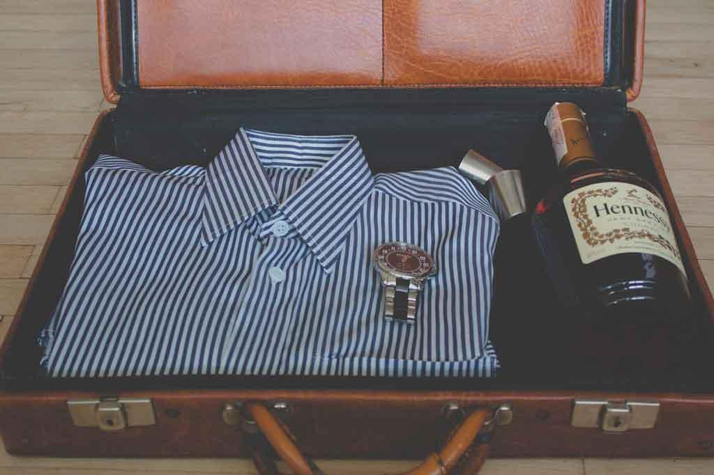 Viagem a trabalho o que levar na mala