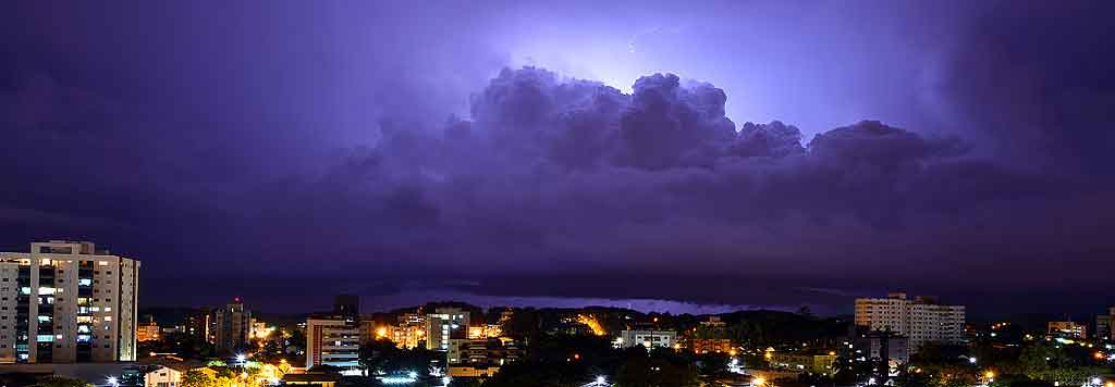 O que fazer em Joinville a noite