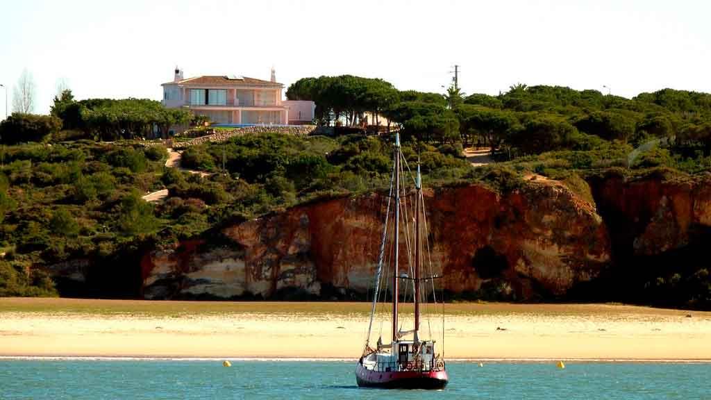 Algarve portugal como se locomover