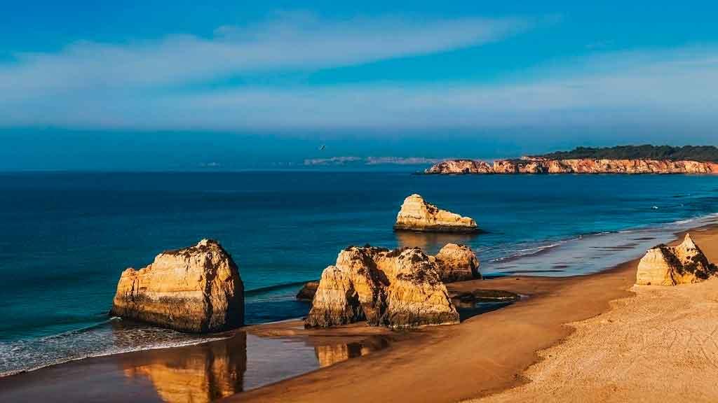 Algarve portugal onde fica