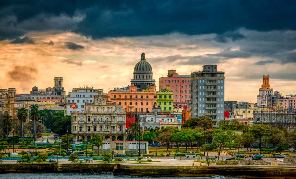 América do Norte Havana