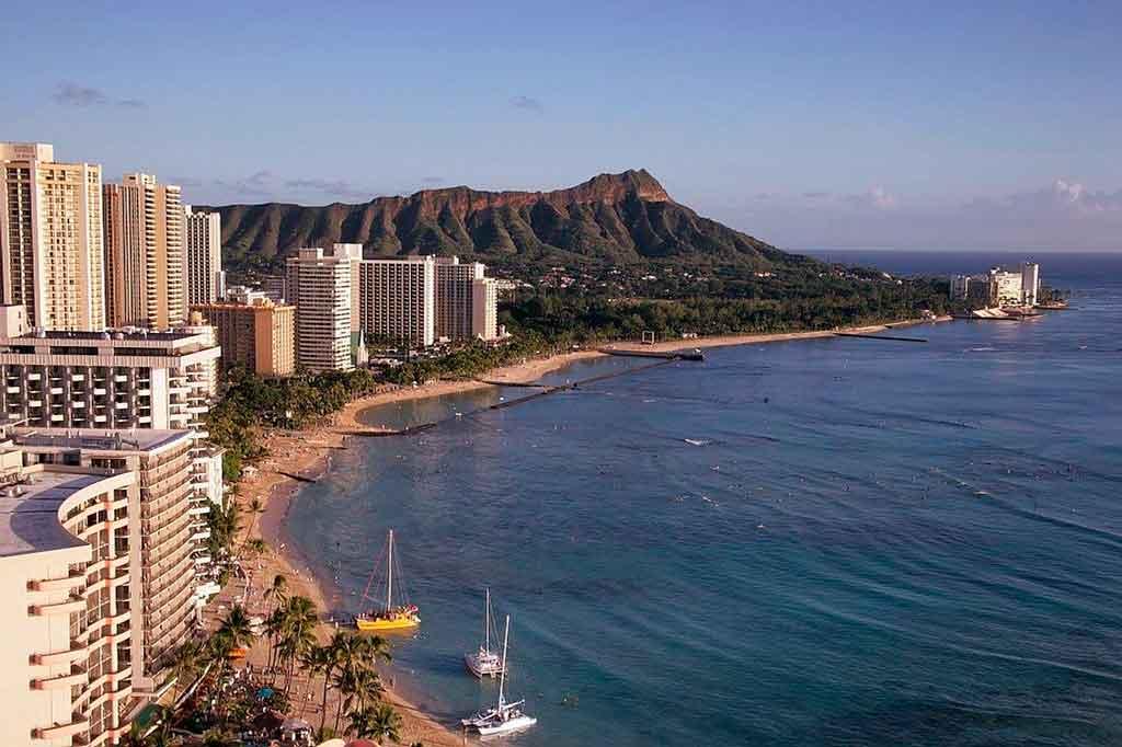 cidades americanas Honolulu