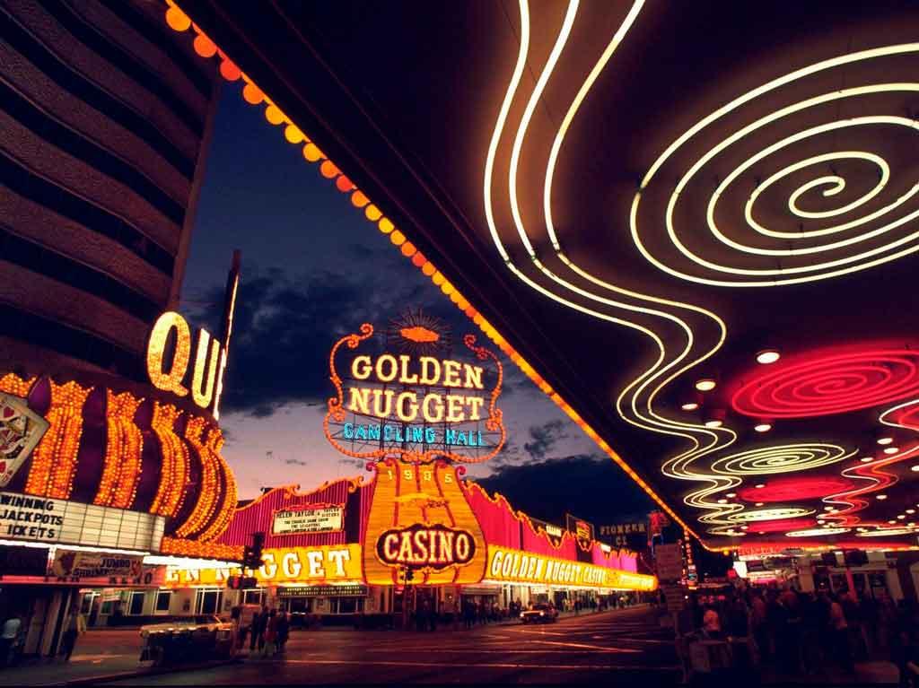cidades americanas Las Vegas