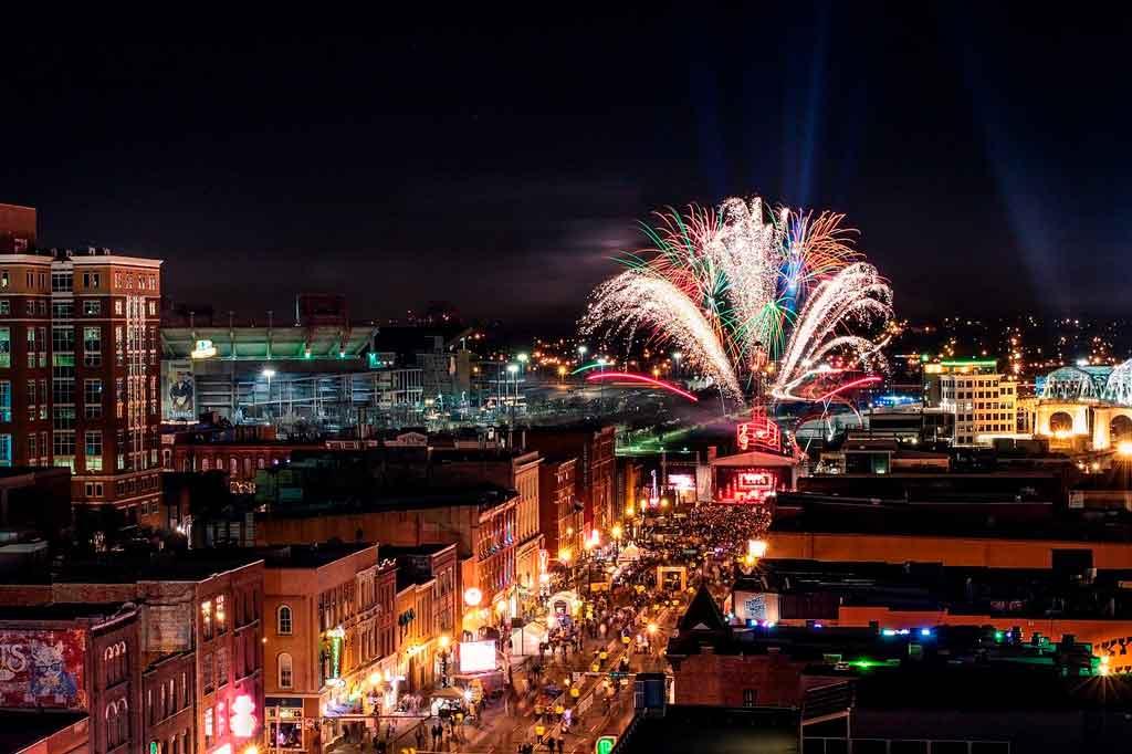 cidades americanas Nashville