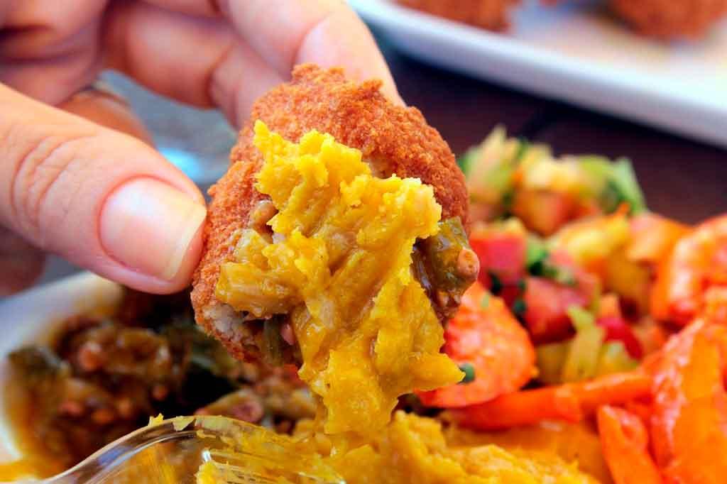 Comidas tipicas do Brasil vatapá