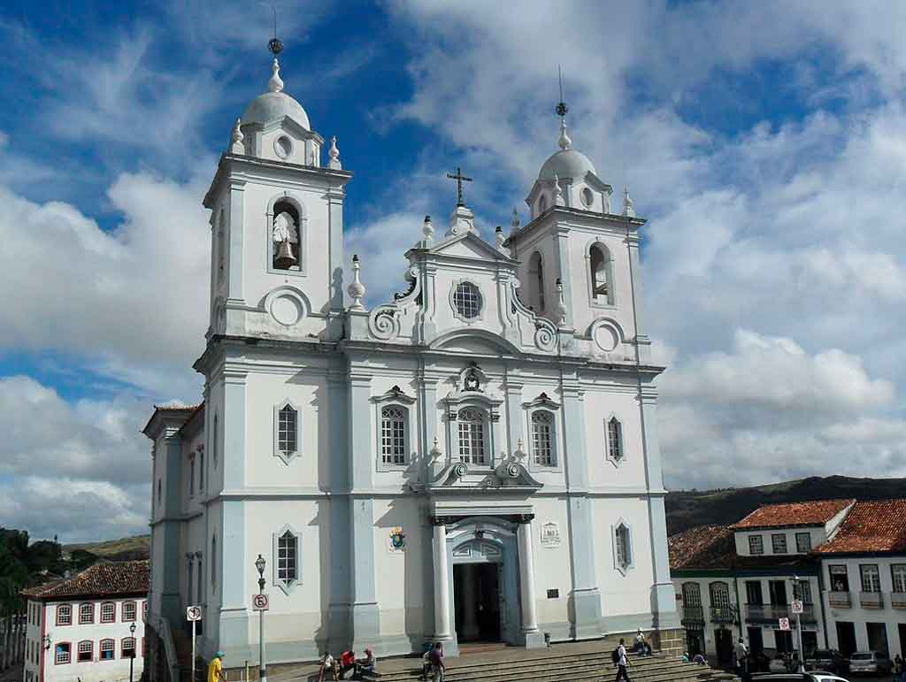 Diamantina igrejas