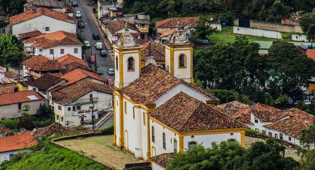 O que fazer em Ouro Preto Igrejas